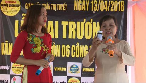 Thuốc trị ung thư từ than tre của Vinaca vào Sài Gòn