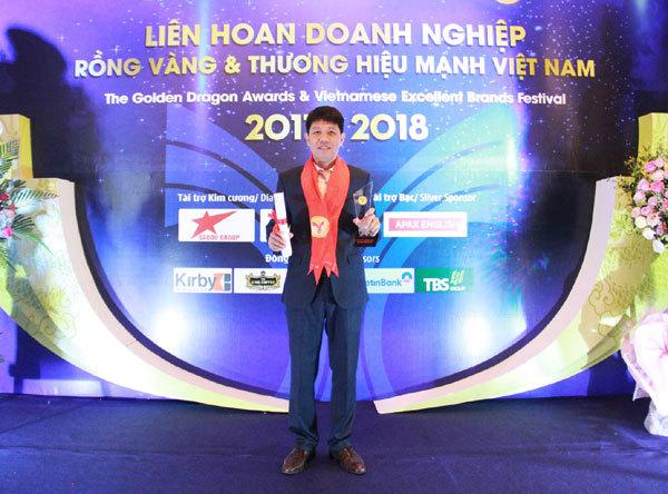 Bảo hiểm VietinBank 4 năm liên tiếp nhận giải Thương hiệu mạnh VN