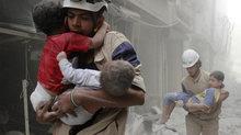 Bí ẩn tổ chức nghi dàn dựng tấn công hóa học ở Syria