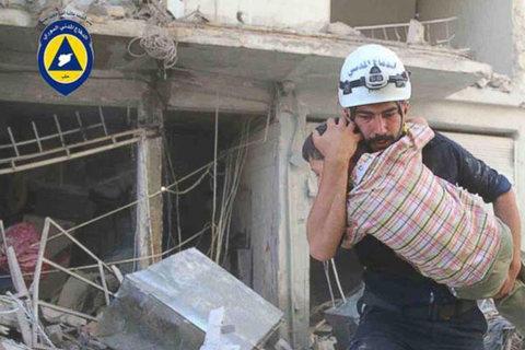 Bí ẩn đội quân Mũ Bảo hiểm Trắng ở Syria
