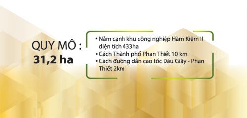 Hàm Kiệm City: cơ hội an cư của giới trẻ Bình Thuận