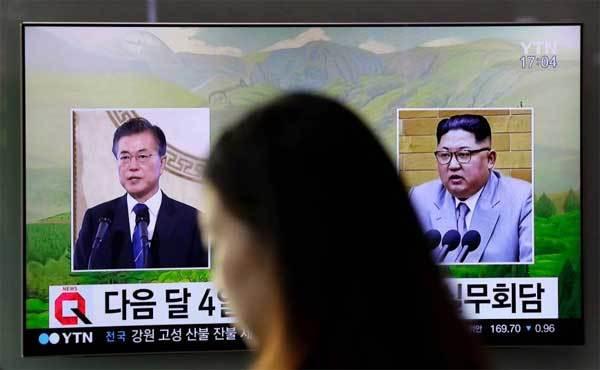 Hàn, Triều sắp ra thông báo lớn chưa từng có