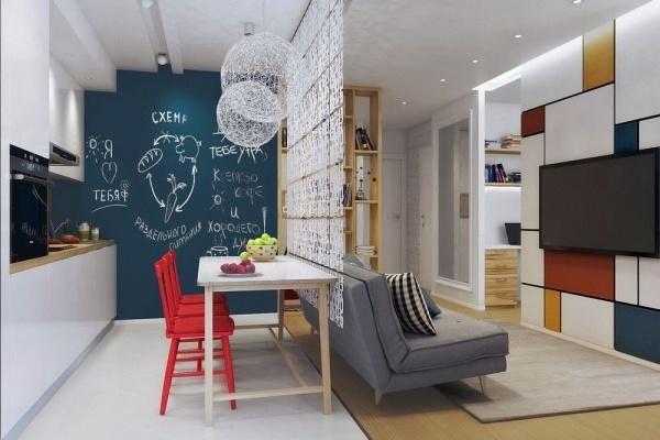 Nhà đẹp,phân chia không gian,căn hộ chung cư