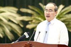 Ông Nguyễn Thiện Nhân: 'Bố trí lại công việc cán bộ có biểu hiện suy thoái'