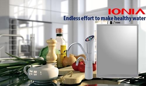 Thế giới Điện giải- bảo hành chính hãng máy lọc nước IONIA