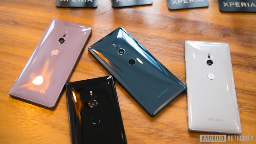 Xperia XZ2 tại Việt Nam giá 20 triệu đồng, thiết kế lạ mắt