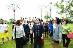 Cuộc hội tụ của các nữ đại sứ bên phu nhân Chủ tịch nước
