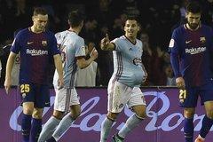 Chơi thiếu người, Barca bị cầm hòa vì bàn thắng bằng tay