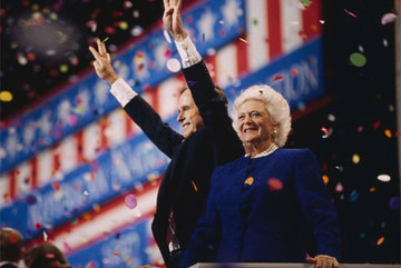 Cựu đệ nhất phu nhân Mỹ Barbara Bush qua đời