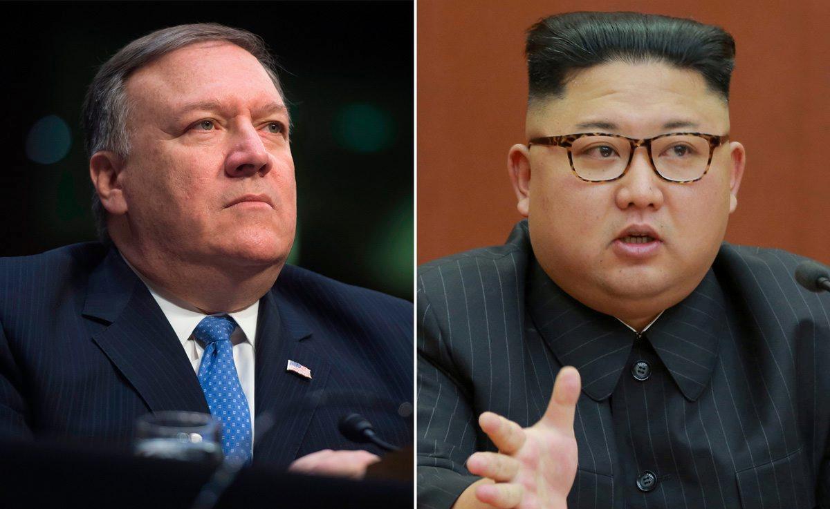 Giám đốc CIA bí mật tới Triều Tiên gặp Kim Jong Un