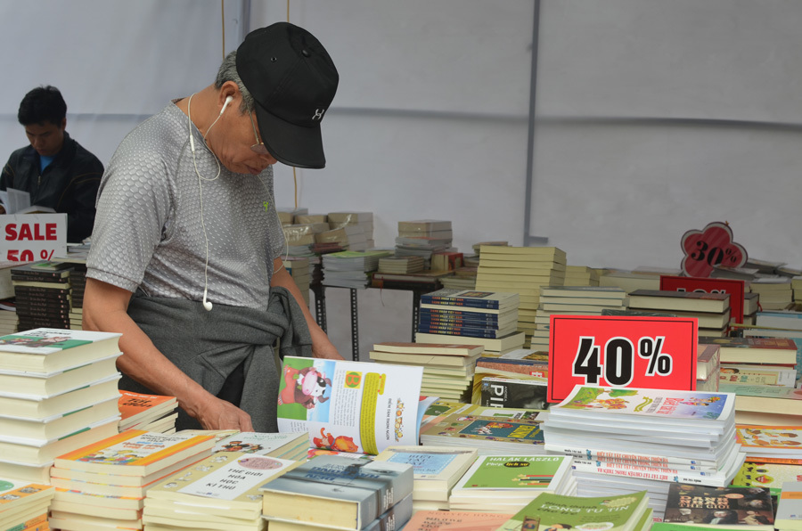 Khai mạc Ngày sách Việt Nam lần thứ 5