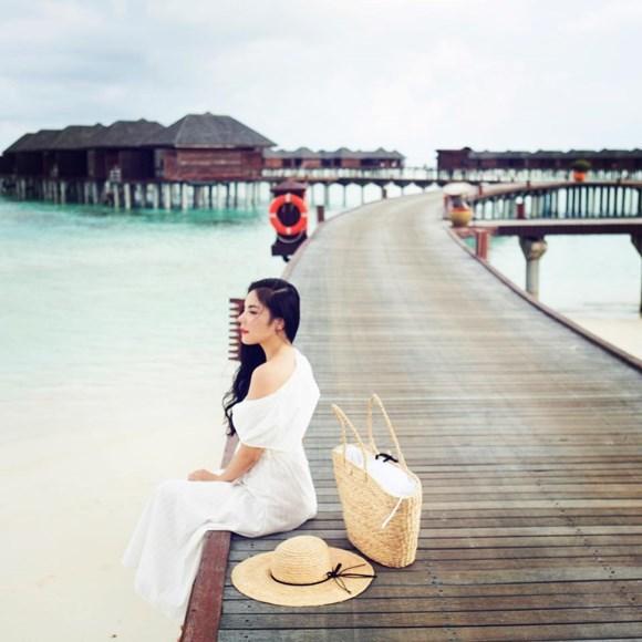 Con dâu tỷ phú Hoàng Kiều mừng sinh nhật Kiwi Ngô Mai Trang