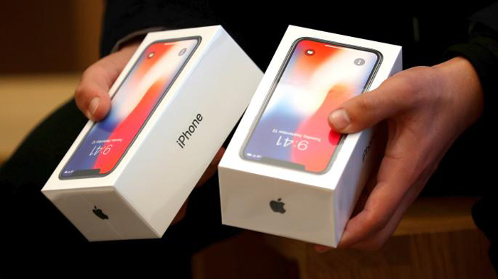 Một mình iPhone X chiếm 35% lợi nhuận smartphone toàn cầu