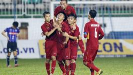 Hồng Sơn lập siêu phẩm, U19 Việt Nam hoà tiếc nuối U19 Maroc