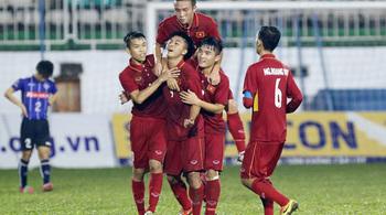 U19 ViệtNam1-1 U19 Maroc: Siêu phẩm gỡ hoà tỷ số