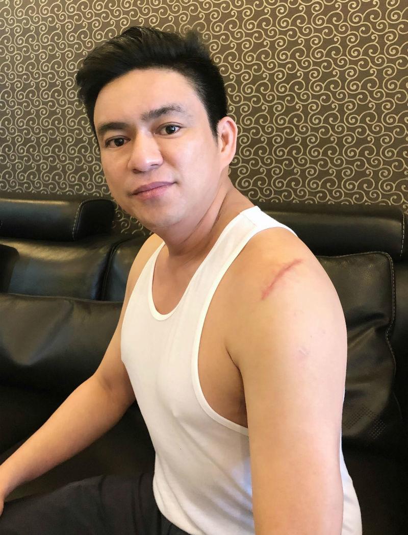 Điều tra vụ giang hồ truy sát bác sĩ Chiêm Quốc Thái