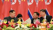 Ông Tập Cận Bình sắp đi Triều Tiên gặp Kim Jong Un?