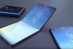 Tablet có thể gập của Samsung sẽ khiến Apple sốc?