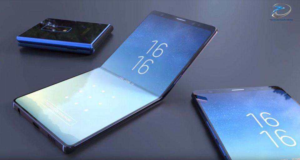 [VietnamNet.vn] Tablet có thể gập của Samsung sẽ khiến Apple sốc?