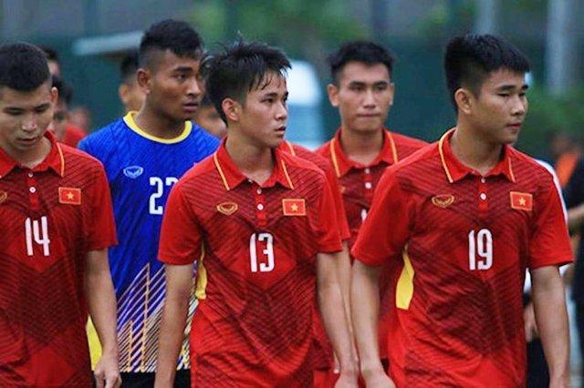 U19 Việt Nam,HLV Hoàng Anh Tuấn,Suwon JS Cup 2018