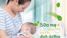 Cốm lợi sữa Moringa - giải pháp hỗ trợ 'gọi' sữa về