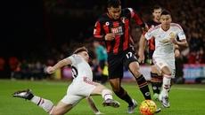 Trực tiếp Bournemouth vs MU: Hiểm nguy nơi đất khách