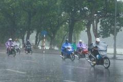 Dự báo thời tiết 19/4: Miền Bắc mưa dông trở lại