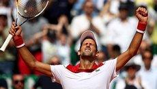 Djokovic chật vật vào vòng 3 Monte Carlo Masters