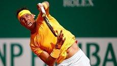 """""""Thổi bay"""" Dominic Thiem, Nadal thẳng tiến bán kết"""