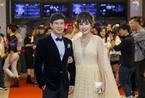 Vợ chồng Lý Hải - Minh Hà ra Hà Nội ra mắt phim 17 tỷ