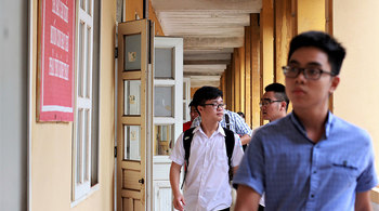 ĐHQG TP.HCM công bố bài thi mẫu bài thi đánh giá năng lực