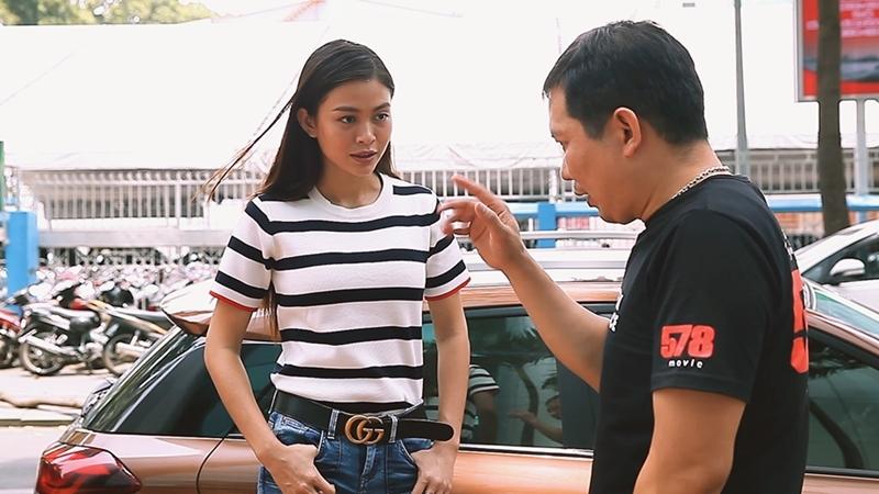 Hoa hậu H'Hen Niê đi thử vai phim hành động 60 tỷ