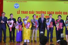 Giải thưởng Sách Quốc gia 2018: 22 giải Sách Hay, 13 giải Sách Đẹp