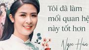Hoa hậu Ngọc Hân: 'Nhiều người thắc mắc sao tôi chơi chung được với hai người ghét nhau'