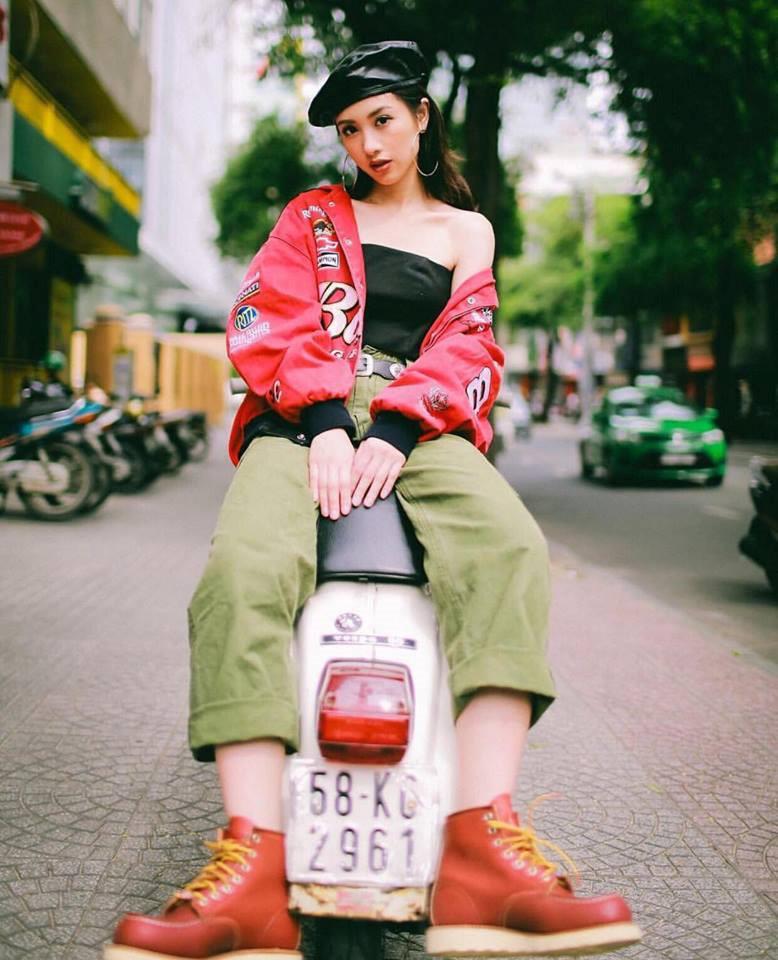 Hot girl Việt nào có vòng một nảy nở bất thường?