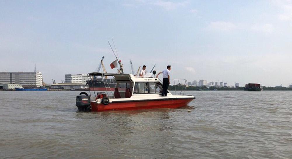 tai nạn đường thủy,tai nạn giao thông,sài gòn,TNGT,Sài Gòn