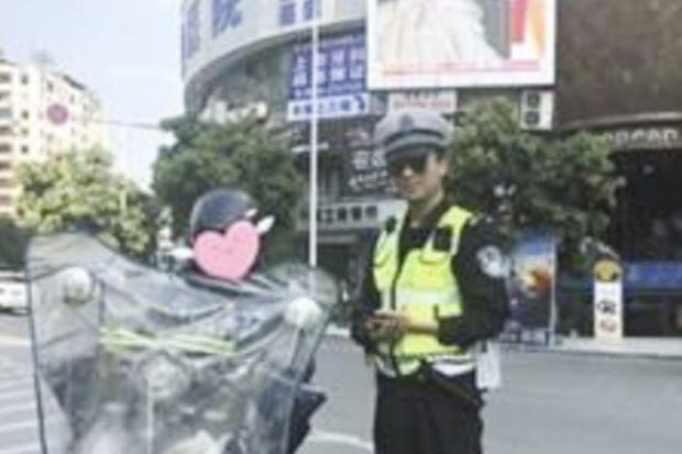 Cách có một không hai để miễn nộp phạt vi phạm giao thông