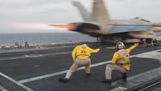 Trung Quốc bị tố làm nhiễu sóng máy bay Mỹ