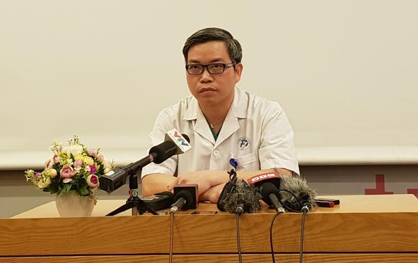 Bác sĩ BV Xanh Pôn nói gì trước khi bị đánh?