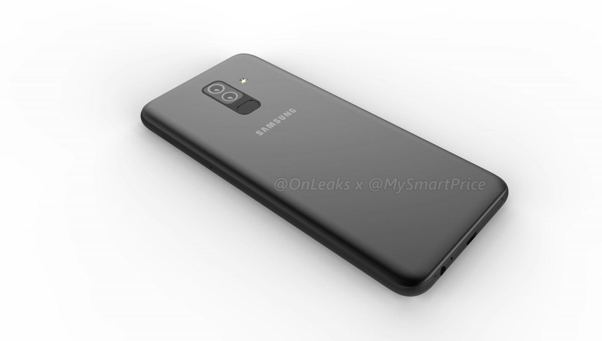 Sản phẩm mới Galaxy A6 và A6 Plus sẽ có vỏ kim loại và camera kép