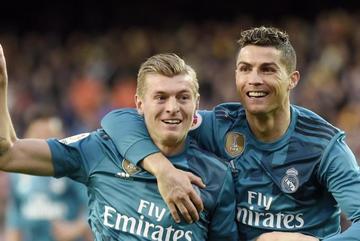 MU sẽ mua Kroos, Mourinho chọn Ter Stegen thay De Gea