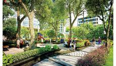 Khai Sơn City - 'thành phố bên sông' phong cách Mỹ