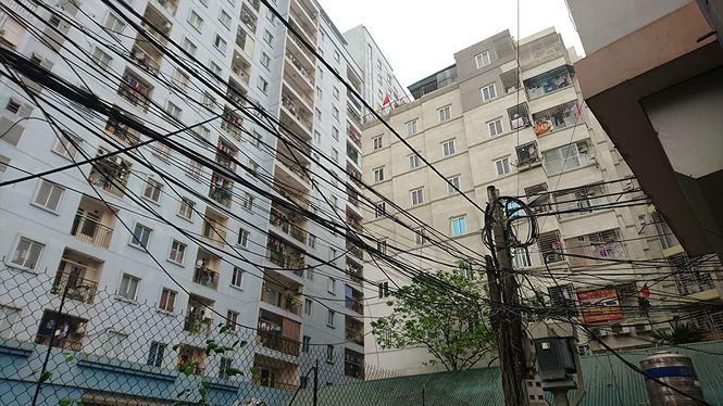 chung cư mini,chung cư Hà Nội,PCCC,hỏa hoạn,cháy chung cư