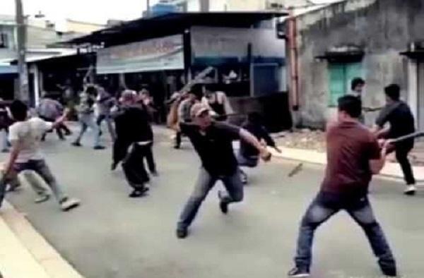 2 nhóm thanh niên lao vào hỗn chiến sau chầu nhậu khiến 1 người bị chém tử vong