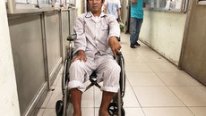 Anh Nguyễn Hoài Hận đã thoát chết trở về