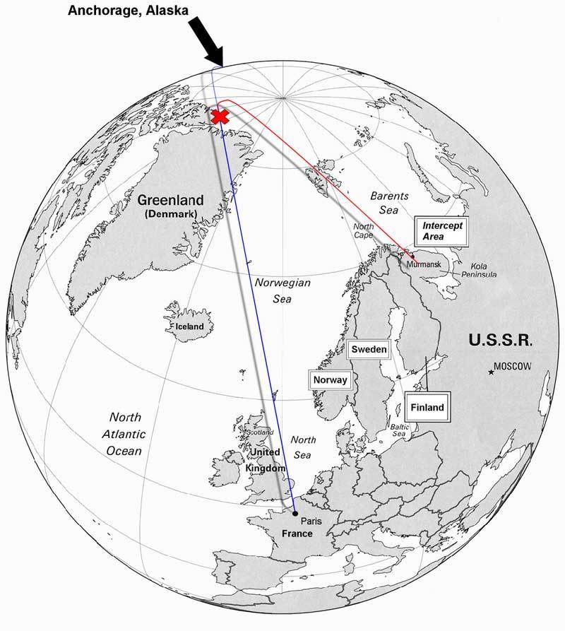 Bí ẩn vụ máy bay hạ cánh xuống hồ băng Liên Xô