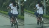 Cái giá của việc đi xe đạp nhờ