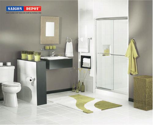 Cơ hội mua thiết bị vệ sinh cao cấp giá rẻ nhất
