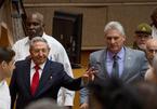 Cuba trải qua bước chuyển giao quyền lực lịch sử