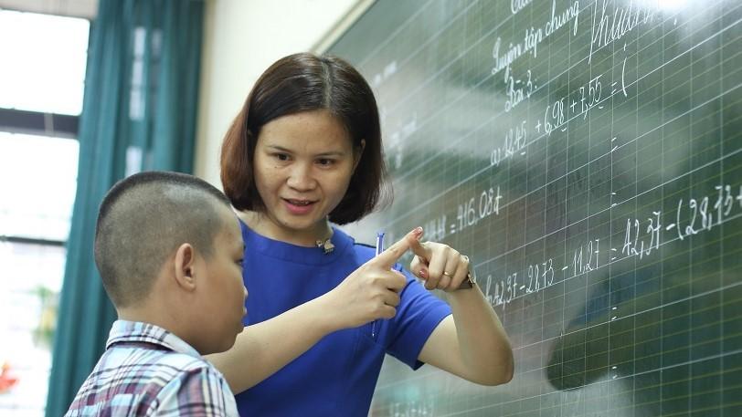 Cách xét thăng hạng giáo viên được dự kiến ra sao?